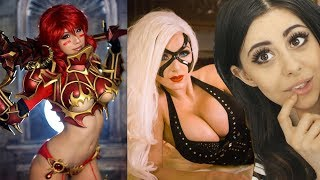 Download TOP MOST INSANE COSPLAYS EVER Video