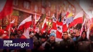 Download Poland's identity crisis – BBC Newsnight Video