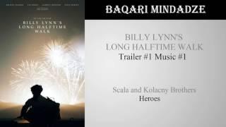 Download Billy Lynn's Long Halftime Walk Trailer #1 Song | Heroes Video