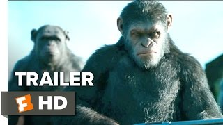 Download War for the Planet of the Apes Official Trailer 1 (2017) - Andy Serkis Movie Video