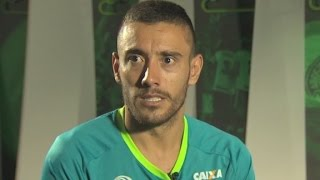 Download Chapecoense survivor making most of life Video