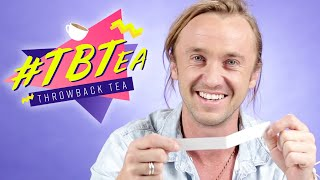 Download Tom Felton Spills The Tea On ″Harry Potter″ And More Video