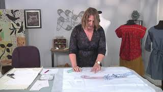 Download Make a Bondi top on It's Sew Easy with Lindsey Marsh (1804-1) Video
