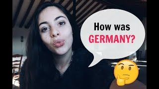 Download My Erasmus Experience: living in Germany as a student | Year abroad | Finding my Passion in Bavaria Video