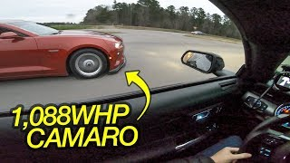 Download He asked to race my Mustang and it ended BAD.. Couldn't even race! Video