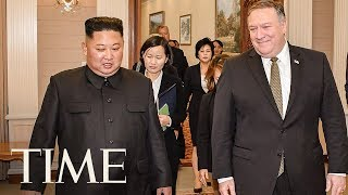 Download Mike Pompeo Cites 'Progress' With Kim Jong Un During North Korea Trip   TIME Video