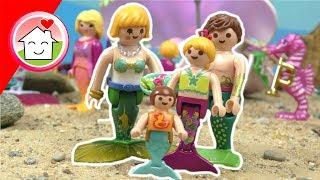 Download Playmobil Film - Familie Hauser bei den Meerjungfrauen - Spielzeug Video für Kinder Video