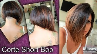 Download ✂ Corte Feminino SHORT BOB - Chanel By Moisés de Carvalho Video