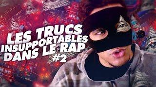 Download LES TRUCS INSUPPORTABLES DANS LE RAP #2 - MASKEY Video