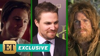 Download EXCLUSIVE: 'Arrow' Stars Look Back on Oliver Queen's Best Worst and Most Outrageous Hairstyles! Video