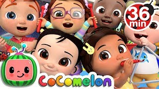 Download The More We Get Together 2 + More Nursery Rhymes & Kids Songs - CoCoMelon Video