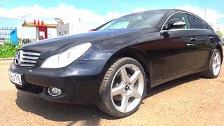 Download 2007 Mercedes-Benz CLS 350 (W219). Start Up, Engine, and In Depth Tour. Video
