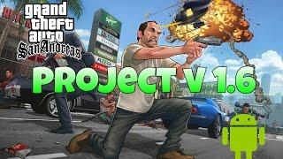 Download GTA SA Android GTA V Mod ″Project V 1.6″ (Download In Description) Video