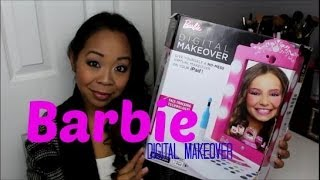 Download Barbie Digital Makeover by Mattel - Review & Demo Video