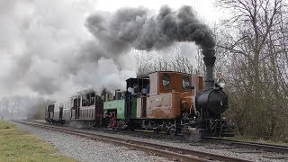 Download Statfold Barn Railway - March 24th - 2018 Video