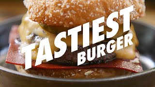 Download The Tastiest Burger I've Ever Eaten Video