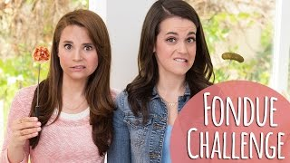 Download FONDUE CHALLENGE! Video