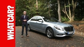 Download 2013 Mercedes-Benz S-Class - What Car? Video