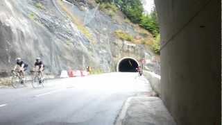 Download tunnel blasting super bike style Video