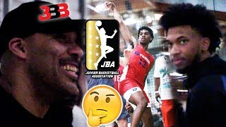 Download Lavar Ball RECRUITS FOR JBA !? PULLS UP at Josh Christopher Game! Marvin Bagley Watches The Truth! Video
