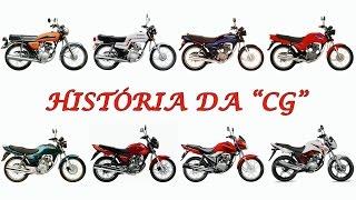 Download História da Honda CG, o veículo mais vendido do Brasil Video