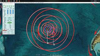 Download 9/18/2018 - Multiple M5.0 to M6.0 Earthquakes develop from Pacific to Europe in 1 days time Video