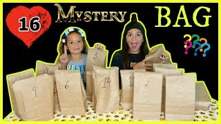 Download 16 MYSTERY BAGS ″ DOLLAR TREE EDITION″ WHO HAS THE BEST BAGS ″SISTER FOREVER″ Video