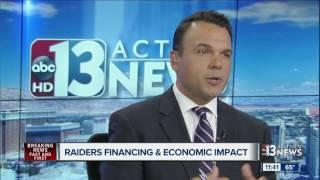 Download Raiders to Las Vegas: Economic impact Video