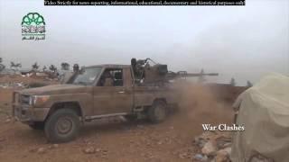 Download Perang Suriah Terbaru 2016 Bentrokan Sengit di Khan Tuman antara FSA dan Tentara Suriah Video