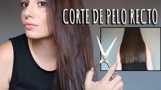 Download Corte de pelo recto en casa a ti misma. Video