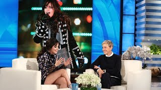 Download Camila Cabello Stayed Warm on New Year's Eve with Heat Warmers 'Down There' Video