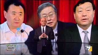 Download Crozza: 'L'Italia in mano ai cinesi. Moriremo comunisti.. cinesi' Video