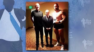 Download Rich Eisen's Epic Day with Katy Perry, Bill Walton, & The Mountain from Game of Thrones 7/19/17 Video