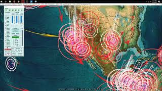 Download 11/15/2017 - Earthquake Unrest across West Coast USA, Europe + West Pacific = Be Prepared Video