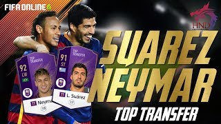 Download FO4 review | Cùng ″xem giò″ Neymar & Suarez mùa TT (Top Transfer) Video