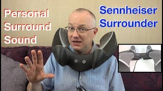 Download RetroTech: Sennheiser Surrounder - 1999's bizarre personal surround sound system Video
