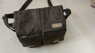 Download BESTEK Waterproof Canvas DSLR Camera Bag Review Video