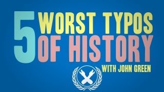 Download 5 Worst Typos of History Video
