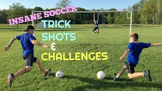 Download INSANE SOCCER TRICK SHOTS & CHALLENGES - Christian Lalama Video