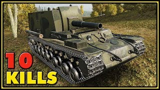 Download 212A - 10 Kills - World of Tanks Gameplay Video