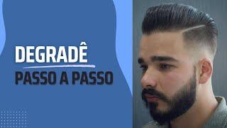 Download Corte degradê passo a passo - Curso de Barbeiros Video