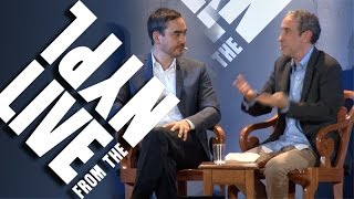 Download Our lives are like a casino - Tim Wu & Douglas Rushkoff | LIVE from the NYPL Video