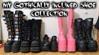 Download Gothically Inclined Shoe Collection Video Video