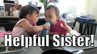 Download Helpful Sister!!! - May 18, 2015 - ItsJudysLife Vlogs Video