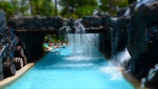Download Four Seasons Orlando Resort at Walt Disney World Recreation Tour w/ Pools, Lazy River, Water Slides Video