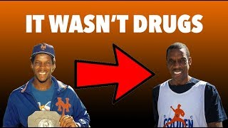 Download What REALLY Ruined DWIGHT GOODEN's CAREER? It was not drugs... Video