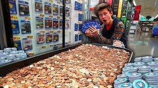 Download MY LITTLE BROTHER BUYS 100,000 VBUCKS ONLY USING PENNIES... Video