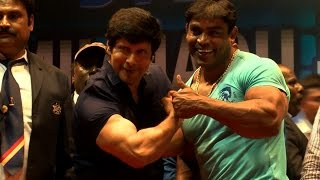 Download Actor Siyan Vikram Spends Time With The Real Bodybuilders of Tamil Nadu - Red Pix 24x7 Video