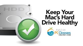 Download Keep Your Mac's Hard Drive Healthy Video