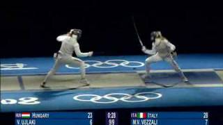 Download Women's team foil - V.Vezzali v W.UJLAKI Video